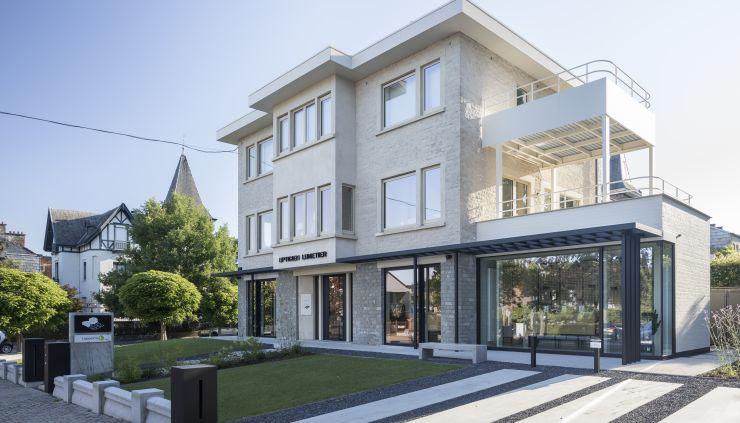 Atelier h architecte Opticien Maxime Vermeulen 4