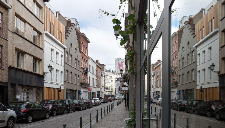 Claisse Architectures Marie Françoise Plissart 16 F7072