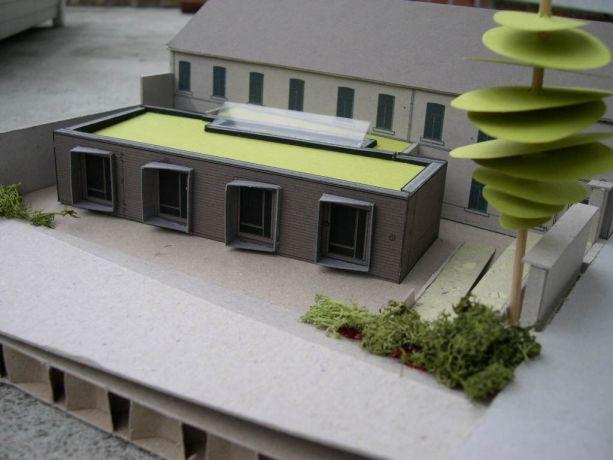 Subwayarchitecture sebastien mouffe maison medicale maquette 1
